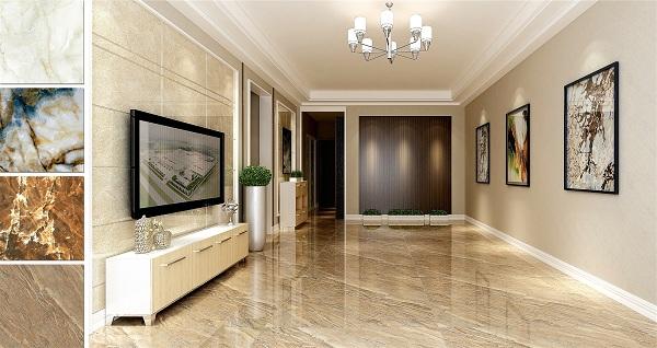 Vì sao nên sử dụng gạch ốp tường phòng khách 30×60