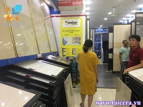 Mua gạch ốp lát TKG tại Hà Nội