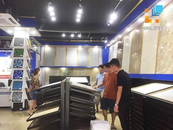 Điểm danh địa chỉ mua gạch 100x100 tại các quận lớn của Hà Nội