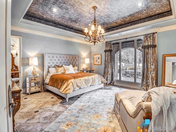 Cách chọn gạch lát nền khổ lớn cho không gian phòng ngủ thêm ấm cúng
