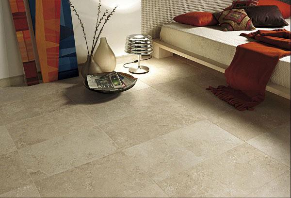Cách chọn gạch lát nền khổ lớn men bóng cho không gian phòng ngủ