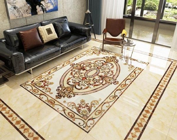 100+ mẫu gạch thảm lát nền phòng khách đẹp - ấn tượng nhất 2021 13