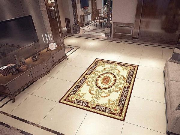 100+ mẫu gạch thảm lát nền phòng khách đẹp - ấn tượng nhất 2021 4