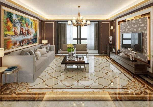 100+ mẫu gạch thảm lát nền phòng khách đẹp - ấn tượng nhất 2021 5
