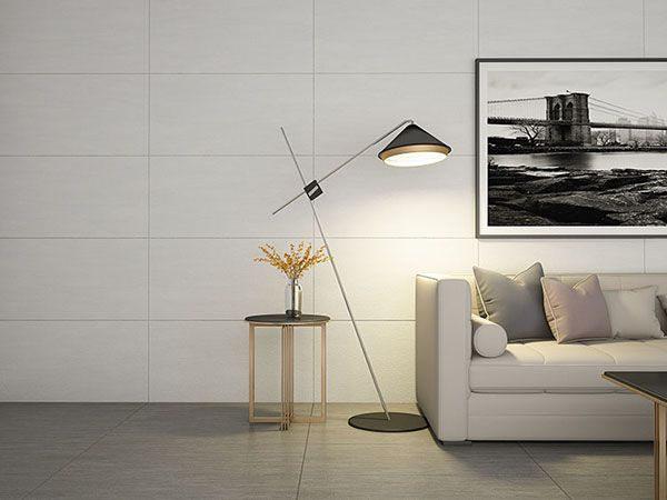 101 mẫu gạch ốp phòng khách màu trắng đẹp hottrend 2021 4