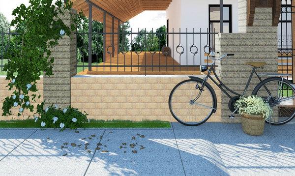 5 mẫu gạch ốp tường ngoại thất Đồng Tâm đẹp được yêu thích hiện nay 1
