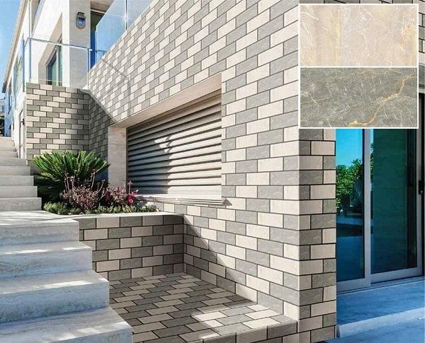 5 mẫu gạch ốp tường ngoại thất Đồng Tâm đẹp được yêu thích hiện nay 2
