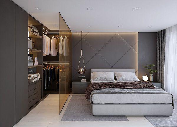 99 mẫu gạch ốp phòng ngủ đẹp vân gỗ, vân đá, 3D,..nên chọn 2021 13