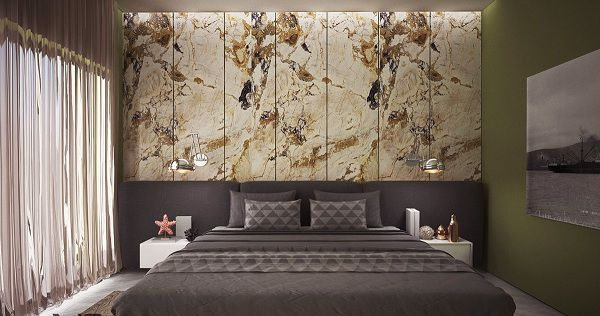 99 mẫu gạch ốp phòng ngủ đẹp vân gỗ, vân đá, 3D,..nên chọn 2021 14