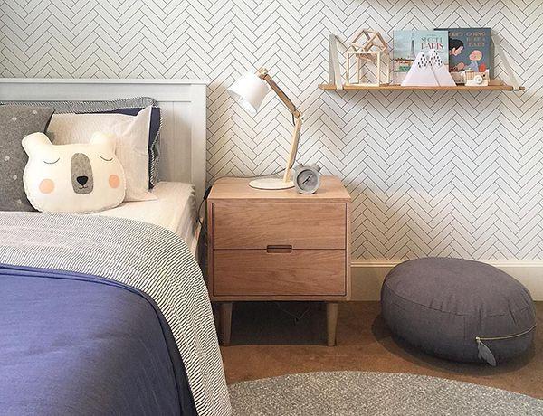 99 mẫu gạch ốp phòng ngủ đẹp vân gỗ, vân đá, 3D,..nên chọn 2021 18