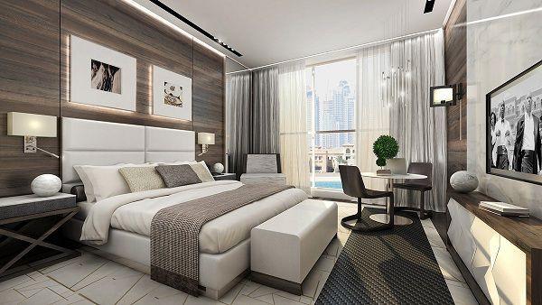 99 mẫu gạch ốp phòng ngủ đẹp vân gỗ, vân đá, 3D,..nên chọn 2021 2