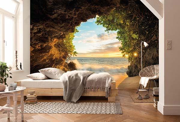 99 mẫu gạch ốp phòng ngủ đẹp vân gỗ, vân đá, 3D,..nên chọn 2021 21