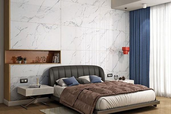 99 mẫu gạch ốp phòng ngủ đẹp vân gỗ, vân đá, 3D,..nên chọn 2021 22