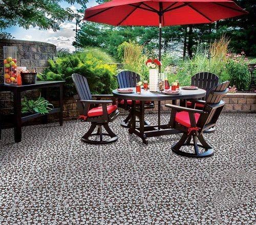 BST 20+ mẫu gạch lát sân vườn biệt thự đẹp, chống trơn tốt nhất 2021 10