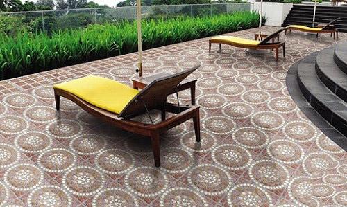 BST 20+ mẫu gạch lát sân vườn biệt thự đẹp, chống trơn tốt nhất 2021 11
