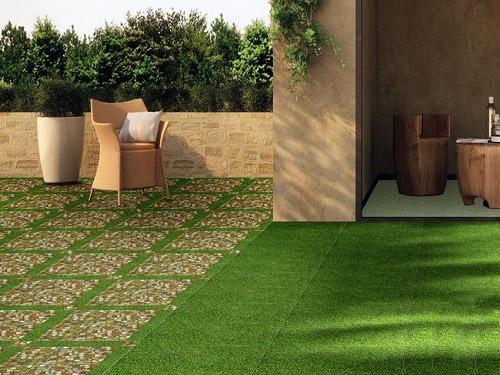 BST 20+ mẫu gạch lát sân vườn biệt thự đẹp, chống trơn tốt nhất 2021 4