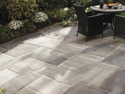 BST 20+ mẫu gạch lát sân vườn biệt thự đẹp, chống trơn tốt nhất 2021 5