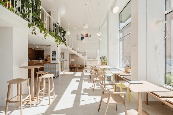 Bật mí 5 xu hướng gạch lát nền quán cafe lên ngôi năm 2021 11