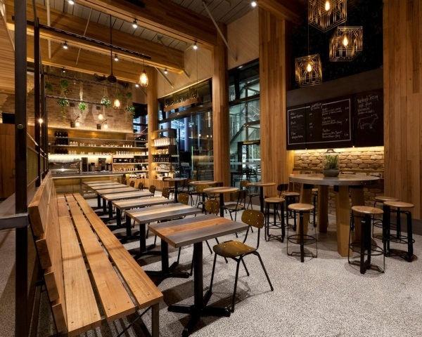 Bật mí 5 xu hướng gạch lát nền quán cafe lên ngôi năm 2021 21