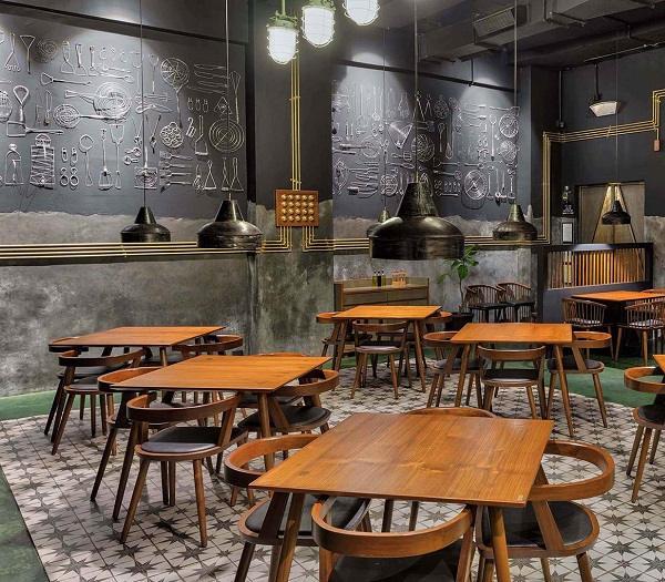 Bật mí 5 xu hướng gạch lát nền quán cafe lên ngôi năm 2021 3
