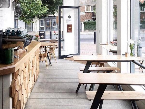 Bật mí 5 xu hướng gạch lát nền quán cafe lên ngôi năm 2021 7