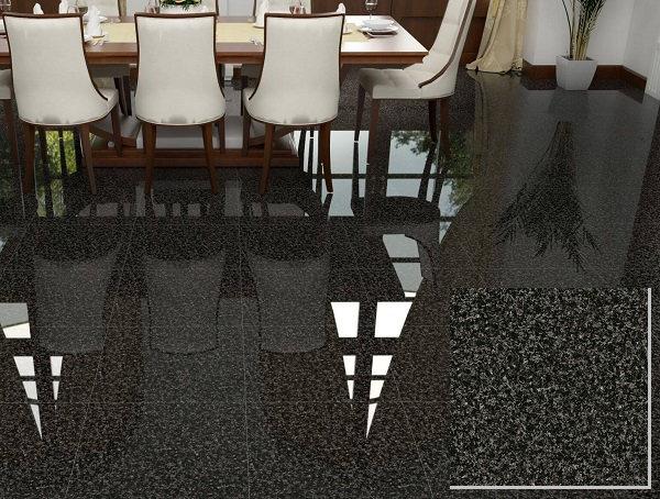 Gạch giả đá màu đen: TOP mẫu đẹp & Báo giá 2021 3