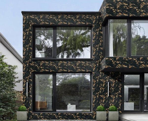 Gạch giả đá màu đen: TOP mẫu đẹp & Báo giá 2021 8