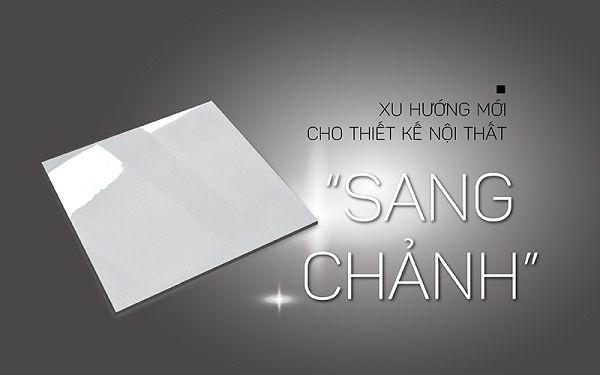 TOP 10 mẫu gạch lát nền bóng kiếng Đồng Tâm 60x60, 80x80 HOT nhất 2021 10