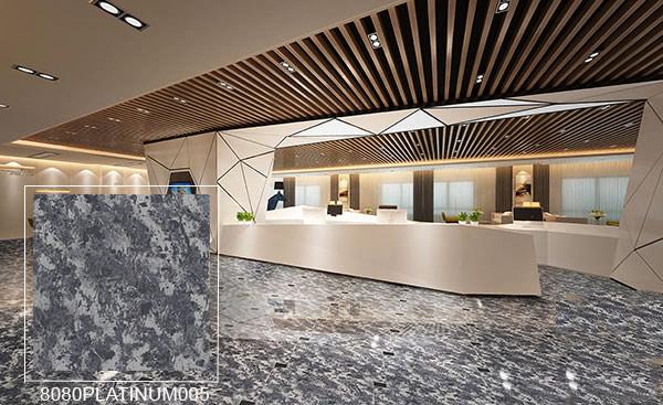 TOP 10 mẫu gạch lát nền bóng kiếng Đồng Tâm 60x60, 80x80 HOT nhất 2021 8