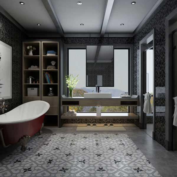 TOP 50+ mẫu gạch ốp nhà tắm đẹp được yêu thích năm 2021 10
