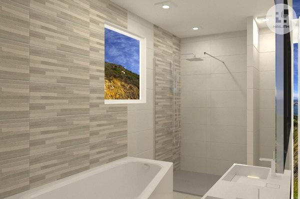 TOP 50+ mẫu gạch ốp nhà tắm đẹp được yêu thích năm 2021 20