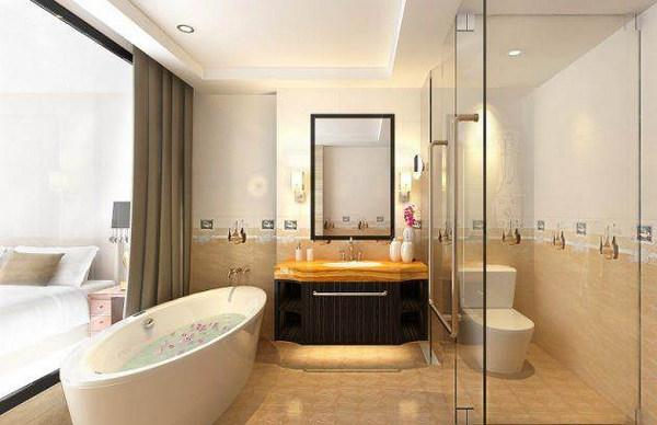 TOP 50+ mẫu gạch ốp nhà tắm đẹp được yêu thích năm 2021 27