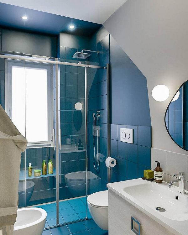 TOP 50+ mẫu gạch ốp nhà tắm đẹp được yêu thích năm 2021 29
