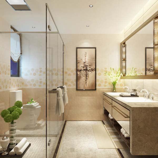 TOP 50+ mẫu gạch ốp nhà tắm đẹp được yêu thích năm 2021 8