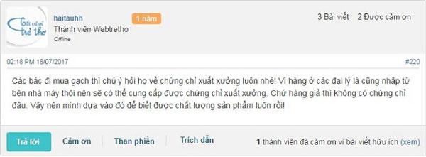 Đại lý gạch ốp lát tại Hà Nội uy tín nên chọn 2021 4
