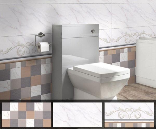 20+ mẫu gạch ốp nhà vệ sinh 30x60 đẹp & Cách chọn hiệu quả 3