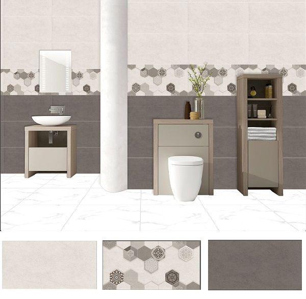20+ mẫu gạch ốp nhà vệ sinh 30x60 đẹp & Cách chọn hiệu quả 8