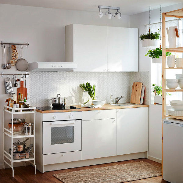 Ý tưởng trang trí nhà bếp diện tích nhỏ không thể bỏ qua 1