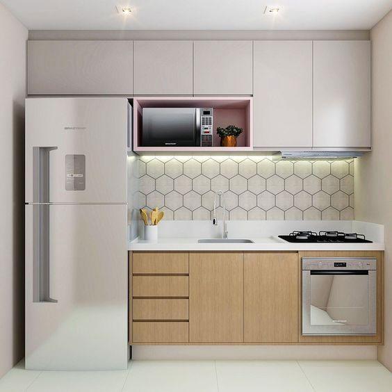 Ý tưởng trang trí nhà bếp diện tích nhỏ không thể bỏ qua 2
