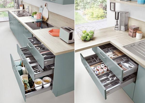 Ý tưởng trang trí nhà bếp diện tích nhỏ không thể bỏ qua 3