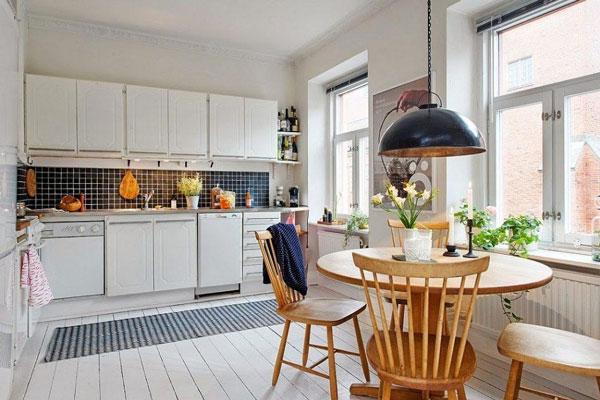 Ý tưởng trang trí nhà bếp diện tích nhỏ không thể bỏ qua 4
