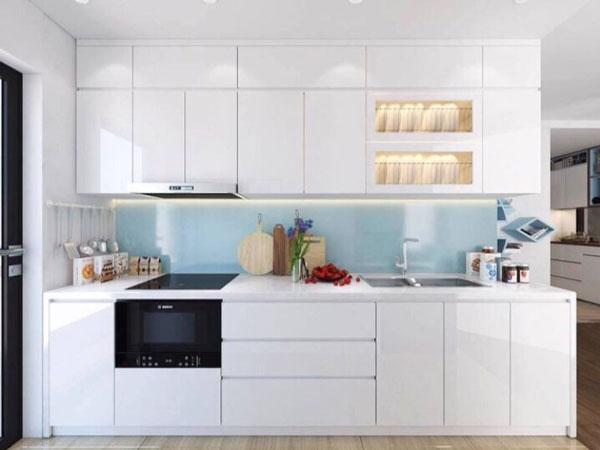 Ý tưởng trang trí nhà bếp diện tích nhỏ không thể bỏ qua 5