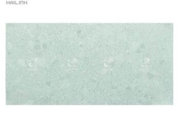 Gạch ốp tường màu xanh nhạt
