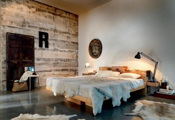 6 ý tưởng thiết kế phòng ngủ Vintage ĐẦY ẤN TƯỢNG 2