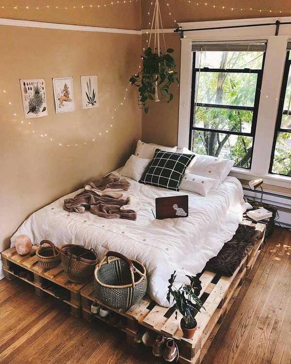 6 ý tưởng thiết kế phòng ngủ Vintage ĐẦY ẤN TƯỢNG 4