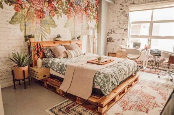 6 ý tưởng thiết kế phòng ngủ Vintage ĐẦY ẤN TƯỢNG 5
