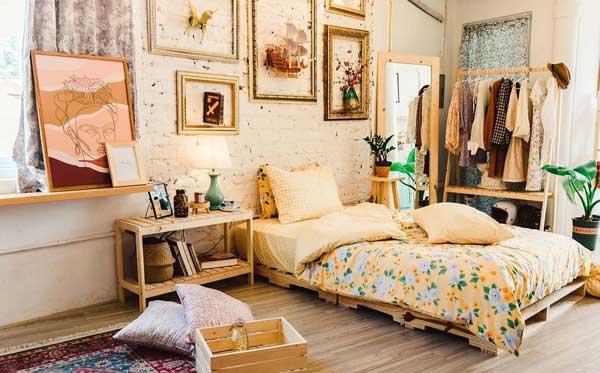 6 ý tưởng thiết kế phòng ngủ Vintage ĐẦY ẤN TƯỢNG 6