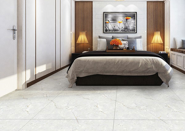 BST mẫu gạch lát nền màu trắng vân đá đẹp - sang nên chọn 5
