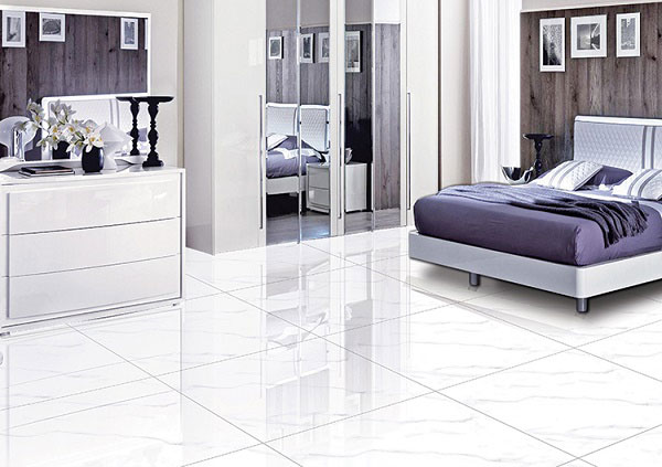 BST mẫu gạch lát nền màu trắng vân đá đẹp - sang nên chọn 7