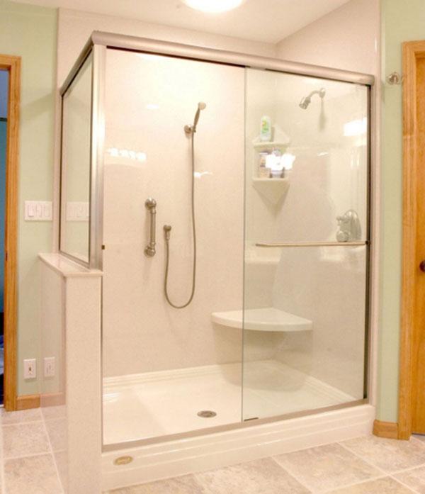 Tham khảo các mẫu phòng tắm kính đẹp HIỆN ĐẠI - ĐẲNG CẤP 1
